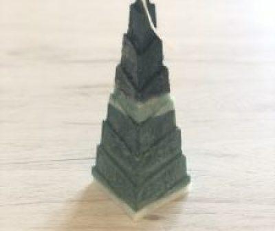 CAND_Piramide a base romboidale