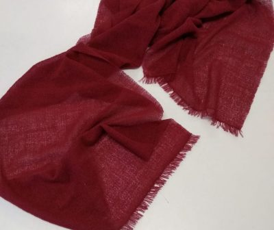TEX_Sciarpa in lana bouclé
